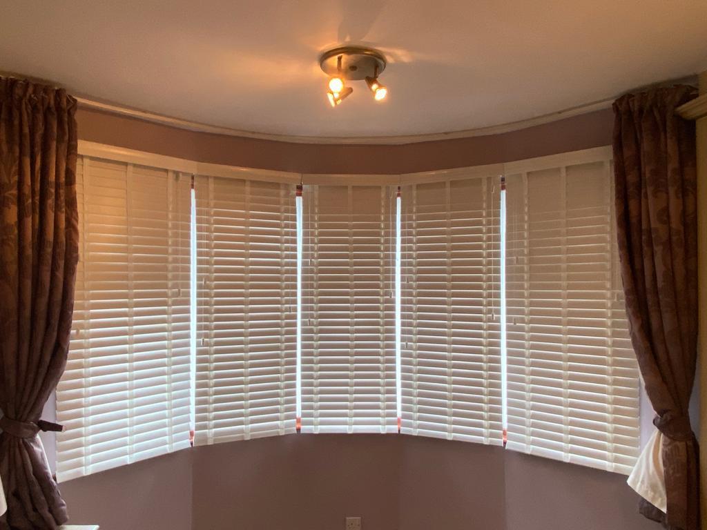 wooden venetian blinds service